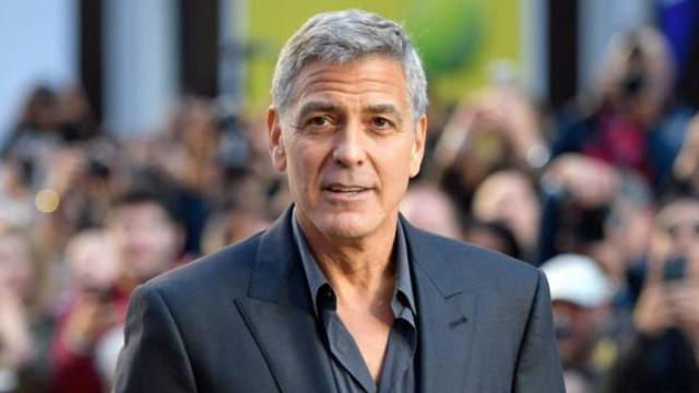 George Clooney dona $500,000 a la marcha de Washington contra violencia armada