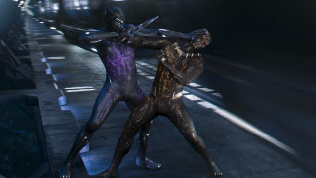 Marvel's: 'Black Panther' creó la historia negra este fin de semana