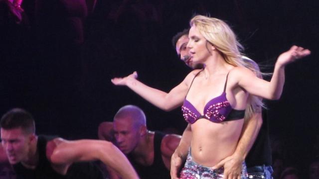 Britney Spears vende su primera pieza de arte de $10,000 dólares