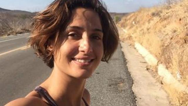 Camila Pitanga se ofende en compras en Río y pega en la boca con el anonimato