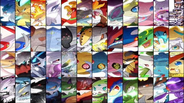 Los mejores pokemones y más fuertes