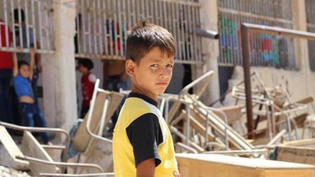No hay palabras para describir tal sufrimiento en Siria