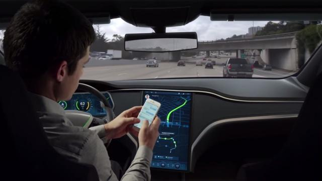 El futuro de los autos automatizados