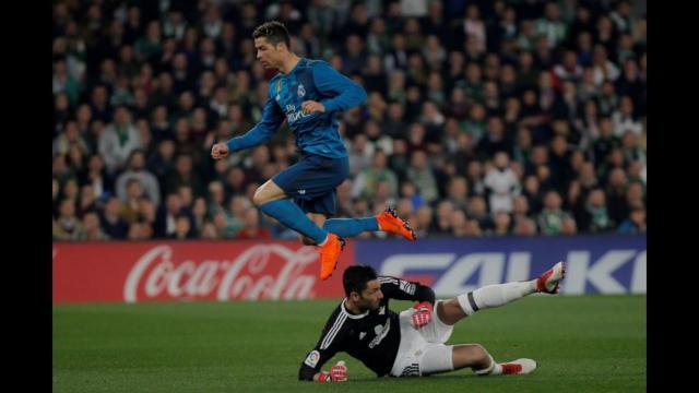 Revancha merengue de la mano de Ronaldo