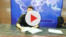 Video: Rodrigo Faro renova com a Record e receberá alto salário