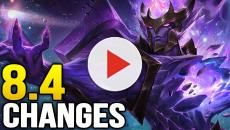 League of Legends Patch 8.4 updates, what you need to know