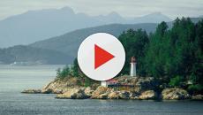 A detached foot belonging to a Washington man has washed ashore in Canada