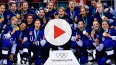 USA vence en penales a Canadá, para acabar su reinado olímpico en hockey femenil
