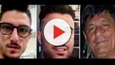 El dolor de los familiares de los italianos desaparecidos