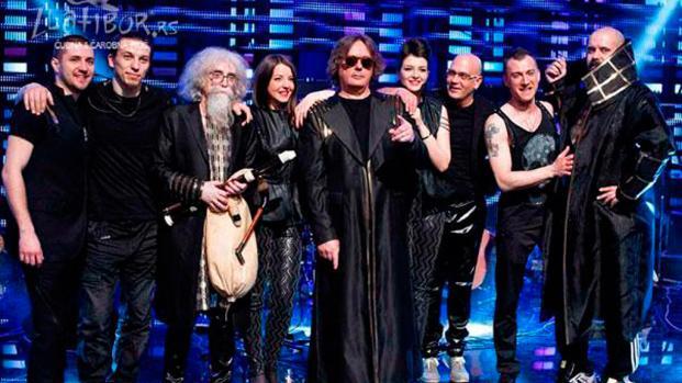 Sanja Ilic& Balkanika rumbo a Eurovision