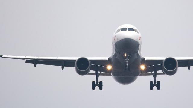 Flatulencia en un avión: aterrizaje de emergencia en Viena después de una pelea