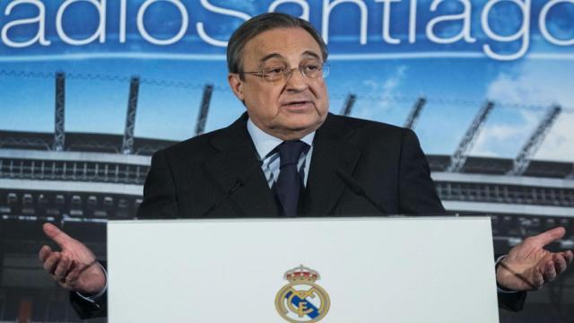 Futbol: El Real Madrid está negociando con un jugador