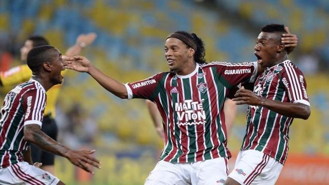 Futbol: Con goles en la segunda mitad, el Fluminense golea al Bangu