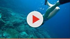 O curioso caso do homem cujo corpo começou inchar após mergulho