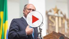Vídeo: Alckmin declara que não vê problema em candidatura de Temer