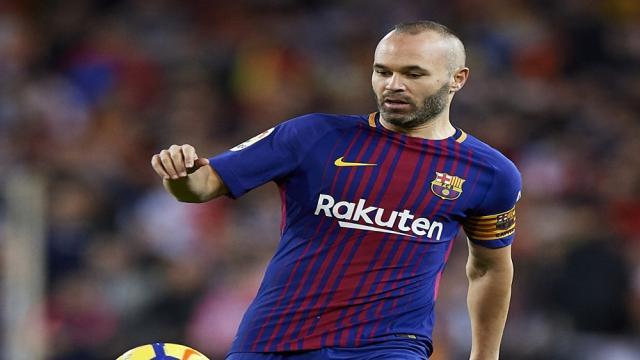 Futbol: Iniesta pone esta condición para dejar el Barça