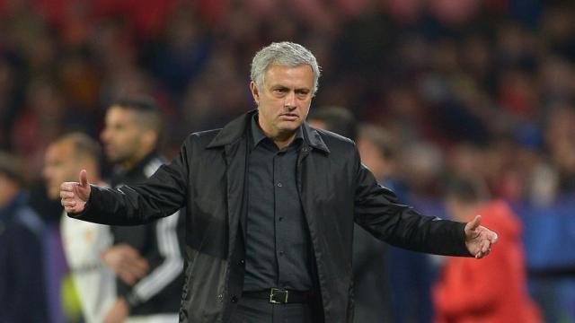 Mourinho apunta astutamente a Guardiola después de la derrota de la FA Cup