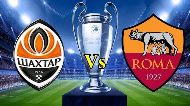 Futbol: Shakhtar Donetsk 2-1 Roma Análisis del partido