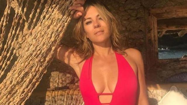 Federica Panicucci humillada en vivo por el colega después del hooligan