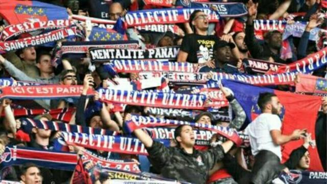 PSG : Les Ultras à fond derrière leur équipe