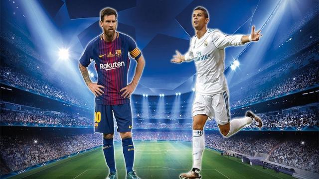 Futbol: Cristiano Ronaldo revela el plan de Leo Messi