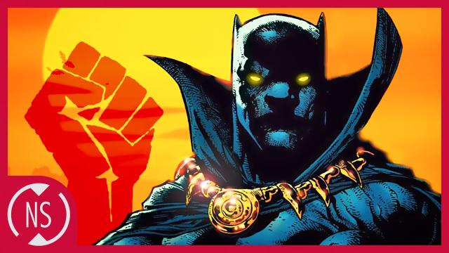 Comics: Black Panther anual número 1, la reseña