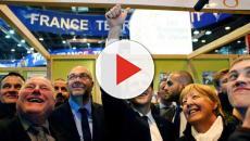 55e salon de l'Agriculture : Emmanuel Macron reçoit un accueil mitigé