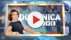 Video: Domenica Live, per Eva Henger macchina della verità sull'Isola dei Famosi