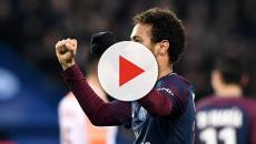 Assista: em vídeo, Neymar consola menino que perdeu pai e reação comove