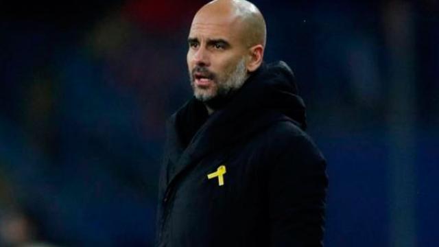 Pep Guardiola podría ser sancionado por la FA