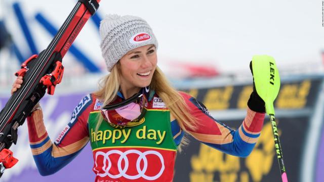 Ester Ledecka es la más grande olímpica en los Juegos