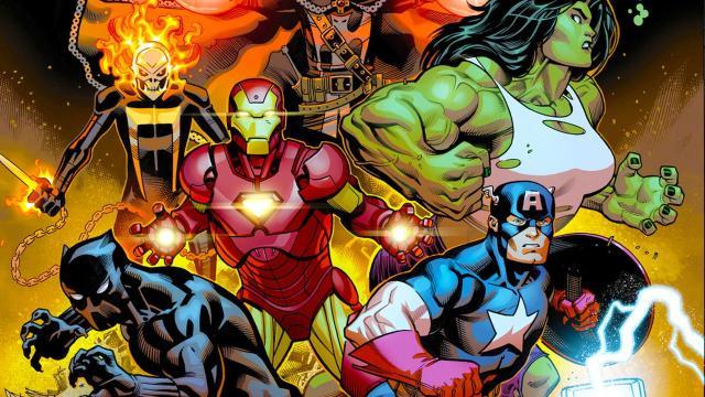 Marvel Comics tiene mucho que demostrar con