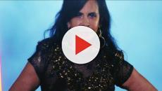 Vídeo: Gretchen bomba na web com método para tirar olheiras