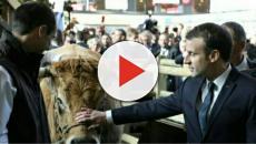 Le message d'Emmanuel Macron au Salon de l'Agriculture