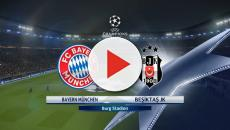 EL Bayern da un golpe de autoridad ante el Besiktas