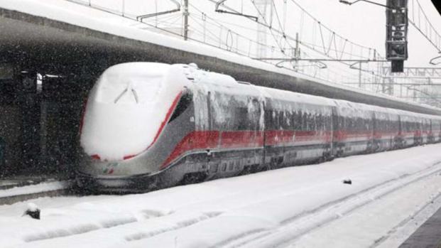Italia, maltempo e trasporto ferroviario: treni in ritardo anche di 5 ore