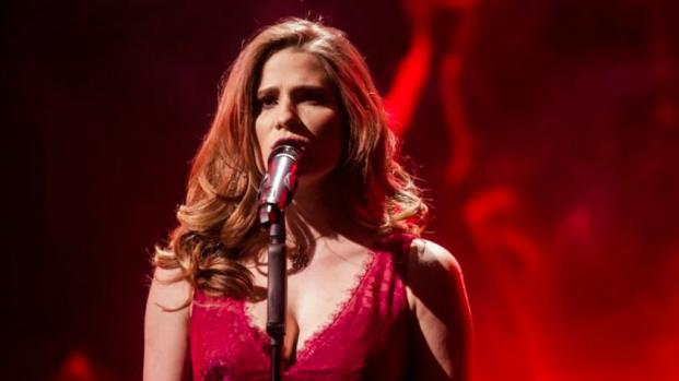Eurovision: una brasileña representará a Letonia en Lisboa