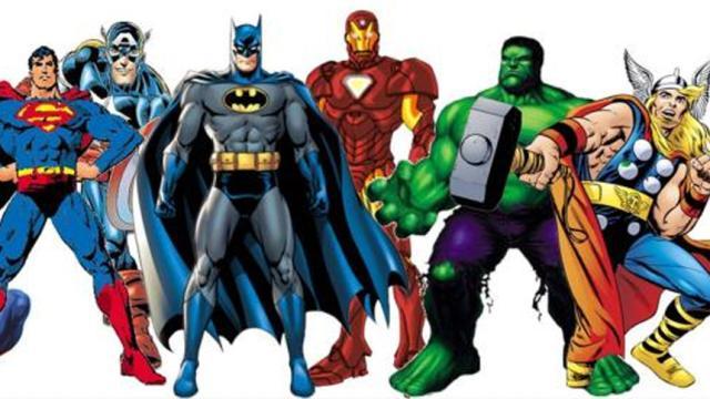 ¿Hay alguna razón por la cual los jóvenes estén tan apegados a los superhéroes?