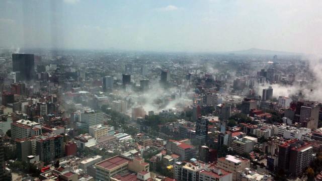 La reconstrucción de ciudad de México un trabajo de todos