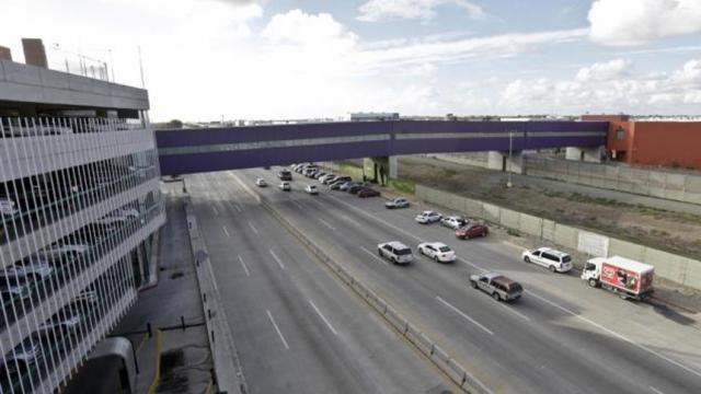 El trabajo comienza en el muro fronterizo de USA y México en California