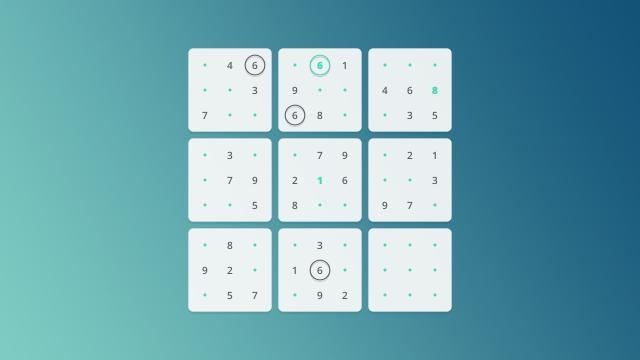 Sudoku: una mejora en sus procesos mentales en la vida cotidiana