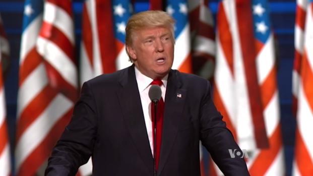 Donald Trump discret sur la Syrie