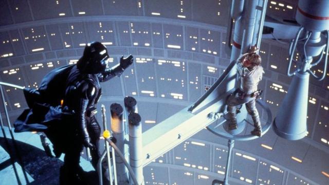 'Star Wars' la serie de las luchas de las galaxias
