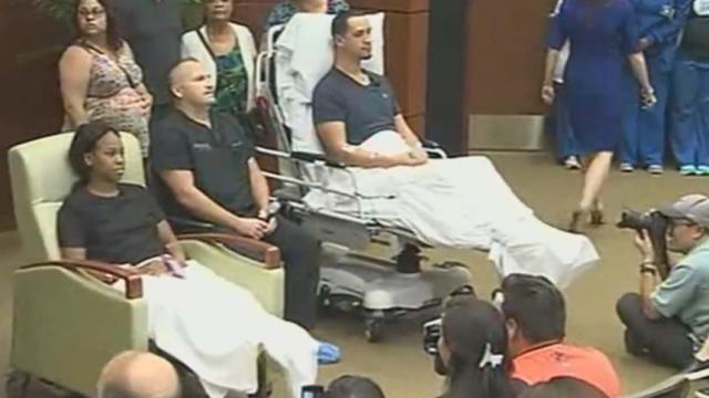 Las víctimas de Florida revelan el mal comportamiento de Trump en el hospital