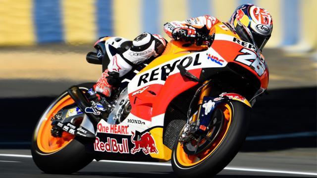MotoGP: Honda-Marquez, juntos hasta el 2020