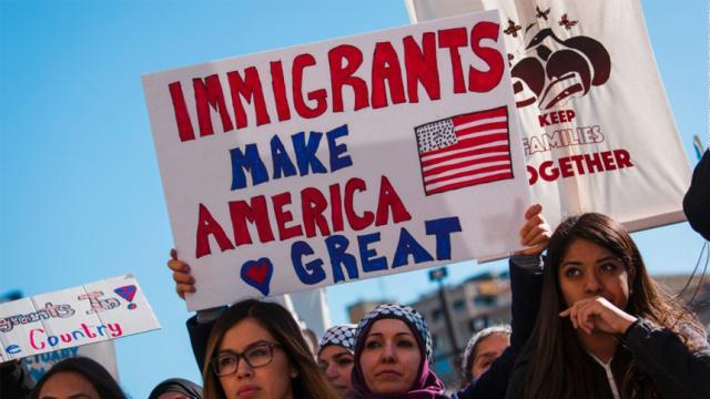 Estados Unidos: comienza debate en el senado sobre ley de inmigración