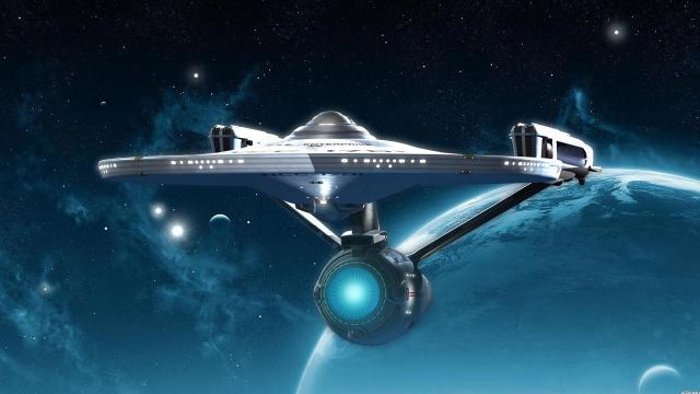 La mejor serie de Star trek...