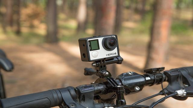 Consejos sobre el uso de la cámara Go Pro
