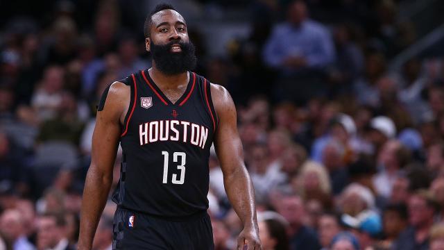 NBA : Houston l'emporte sur le parquet de Utah