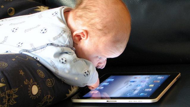 Nacer en una edad tecnológicamente avanzada